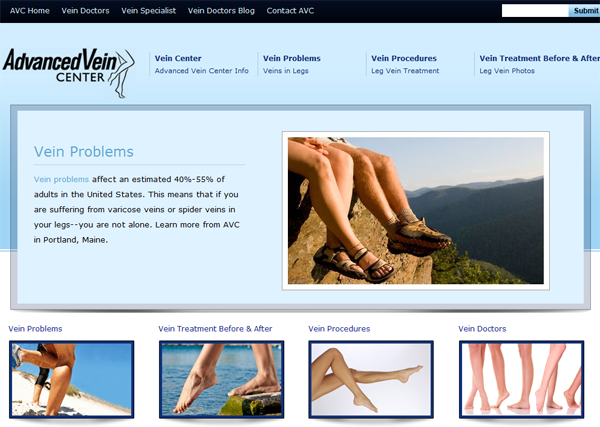 Advanced Vein Center Portland Maine