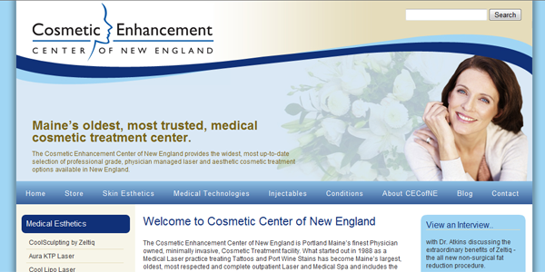 Comsmetic Enhancement Center of New England